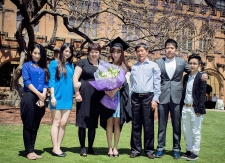 Graduation Photography in Sydney